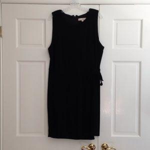 LOFT Tie-Waist Dress